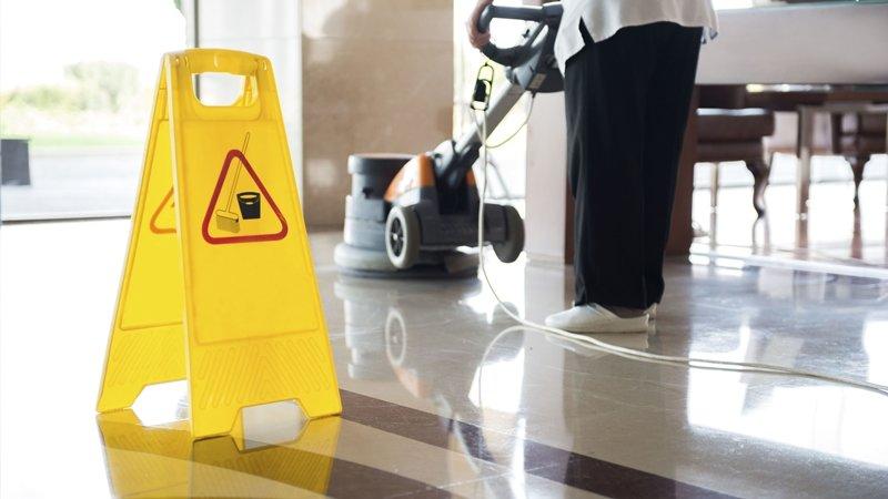 ¿Qué aspectos cuidar en la limpieza de una empresa?