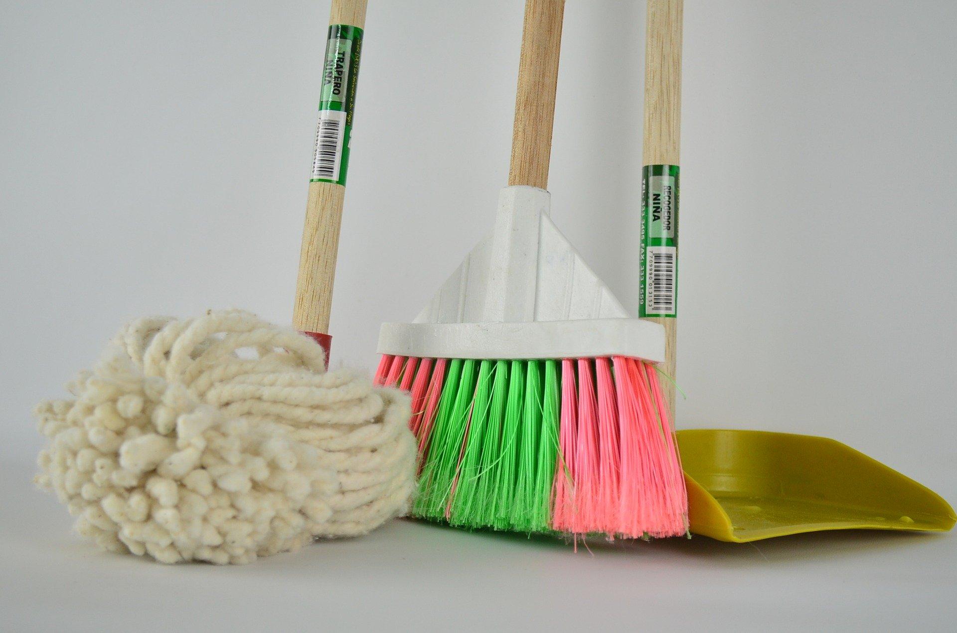 Estos son los errores que cometes cuando limpias y no lo sabes