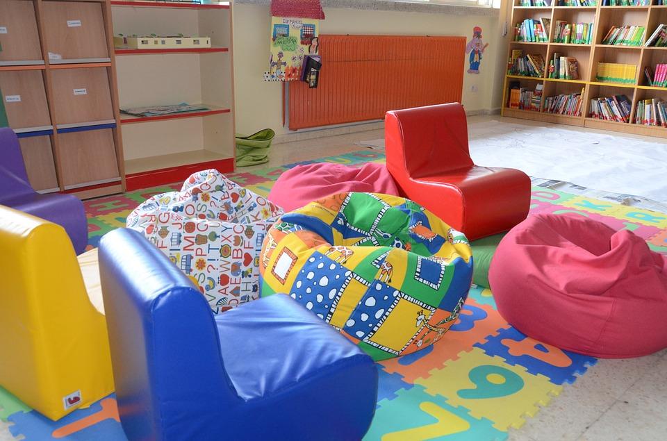 ¿Cómo se limpia un centro escolar?