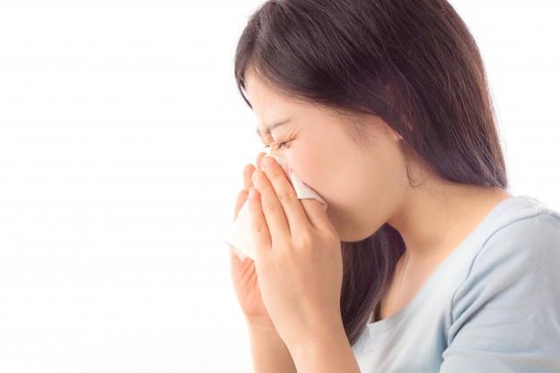 Alergia en el puesto de trabajo