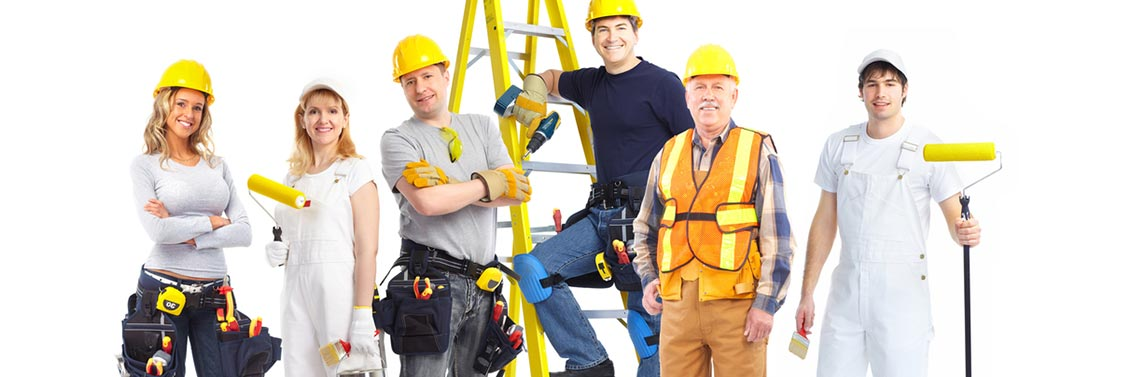 Conserje para mantenimiento de comunidades de propietarios