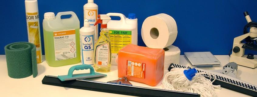 productos higienicos para comunidades