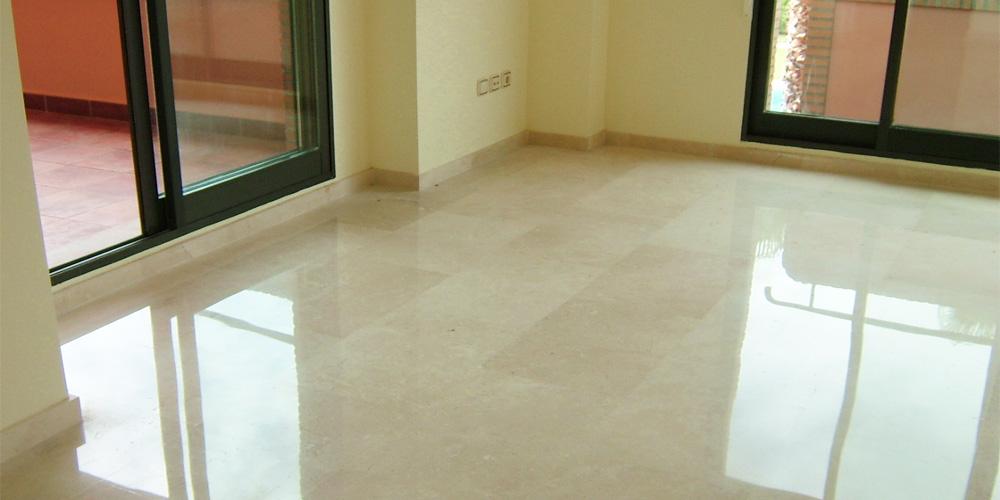 pulido y cristalizado de pavimentos